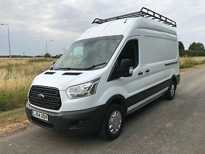 Ford Transit T350 H-Top  2.2 Tdci 125Ps 80,000 Miles Only No Vat