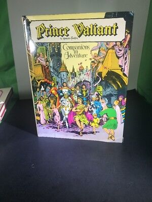 Prince Valiant Companions In Adventure Volume Two By Harold Foster