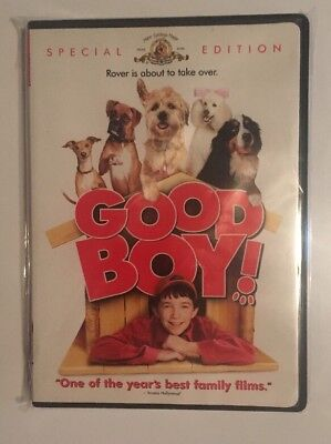 Good Boy used DVD MGM Home Video Special Edition Molly Shannon Kevin Nealon