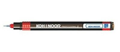 Penna a China Professional Koh-i-noor - 0,2 mm (Nero) DH1102