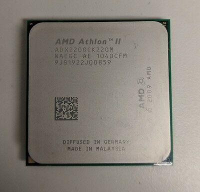 Lot of 52 AMD Athlon II X2 220 CPU 2.8Ghz (ADX2200CK22GM)