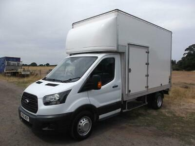 2016 66 Ford Transit 2.0 350 L3 Specialist Luton With Tail Lift 130 Bhp Diesel
