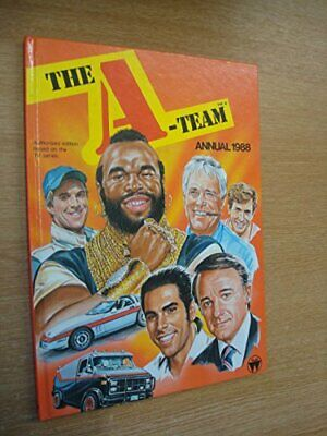 The A-Team Annual 1988 Book The Cheap Fast Free Post