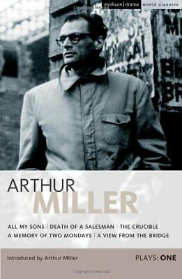 Miller Plays 1: All My Sons, Death of a Salesman, ... by Arthur Miller Paperback