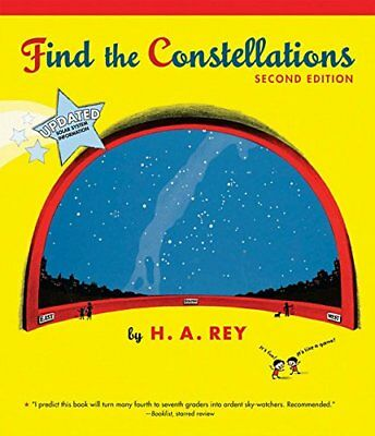 Find the Constellations by Rey, H A Book The Cheap Fast Free Post