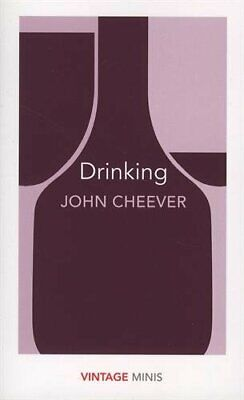 Drinking: Vintage Minis by Cheever, John Book The Cheap Fast Free Post