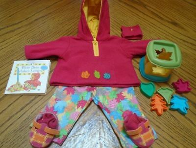 American Girl Bitty Baby Snowfall Outfit