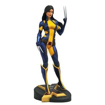 SDCC 2018 DC Comics Exclusive Marvel Gallery X-23 as Wolverine Unmasked Diorama