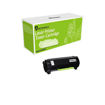 Laser 51B1000 Remanufactured Made in USA Toner Cartridge For Lexmark Fits MS317
