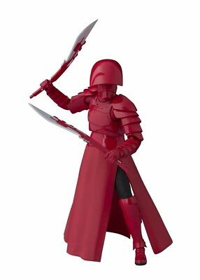 S.H.Figuarts Star Wars The Last Jedi ELITE PRAETORIAN GUARD Double Blade BANDAI