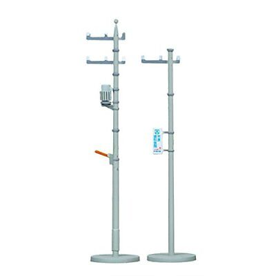 Tommy Tech accessories 091-2 telephone pole B2 diorama su From japan