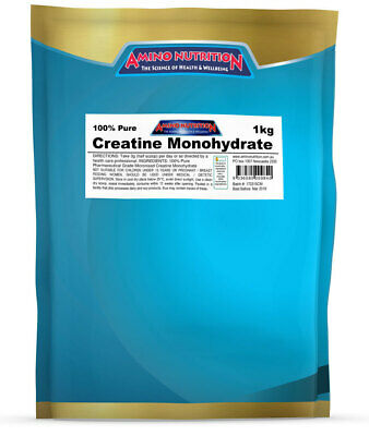 100% Micronised Creatine Monohydrate