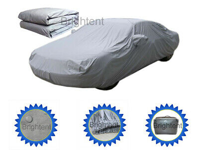 All Weather Car Cover Fit For BMW 3 Series Rain Water Proof Cotton Lined KCC2P