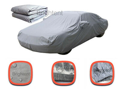 All Weather Car Cover Universal Fit For Audi A4 Waterproof Cotton Lined KCC2P