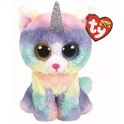 """2019 TY Beanie Boo 6/"""" SCRAPPY the Curly Haired Cat Plush Stuffed Animal MWMTs"""