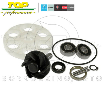 KIT REVISIONE POMPA ACQUA TOP MINARELLI H2O MALAGUTI F12 PHANTOM 50 2T LC euro2
