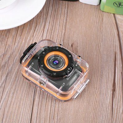 1080P HD Sports Camera W108 Waterproof 10M For Diving Ski 2 Inch Touch Screen