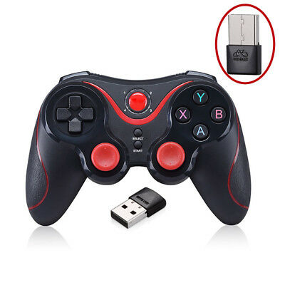 GEN_GAME Bluetooth Controller Gamepad Wireless USB Receiver for S3 / S5 / T3