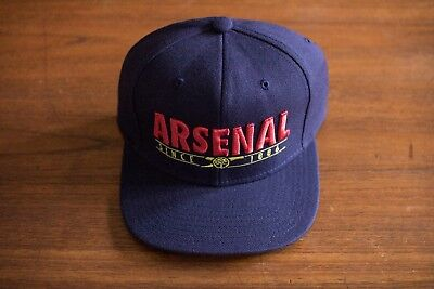 0fa8997f210 ARSENAL FC BASEBALL Cap AFC Design Snapback Junior Size - £10.00 ...