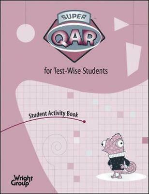 Super QAR for Test-Wise Students: Grade 1, Student Activity 5-pack by Kathryn H.