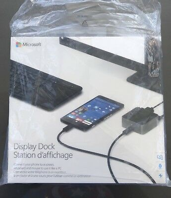 Microsoft HD-500 Display Dock Station - JX9-00002 - New Factory Sealed!