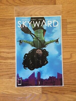 Skyward #1 NM First Print Cover A Image Comics 2018