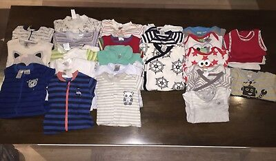 Bulk Lot Baby Boy Winter Clothes Size 000