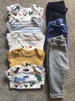 Baby Boys 6-9 Months Bundle M&S NEXT *new*