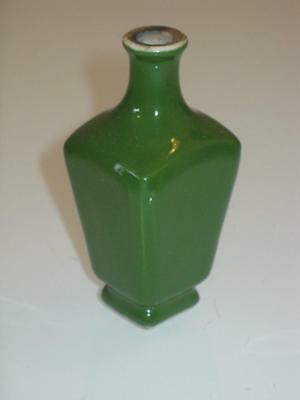 Stunning Antique Chinese Monochrome Porcelain Snuff Bottle