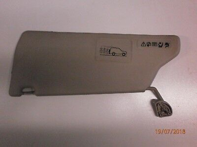 Sun Visor RH Drivers Side for Landrover Discovery 2