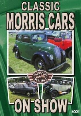 Classic Morris Cars [DVD] [2004] - DVD  DELN The Cheap Fast Free Post