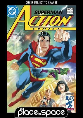 Action Comics, Vol. 3 #1000G - Middleton 1980's Variant  (Wk16)
