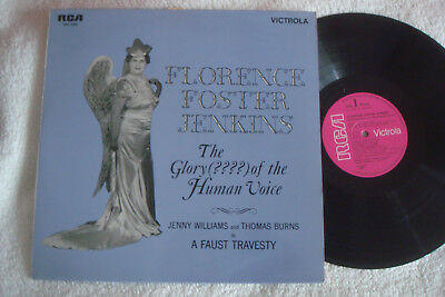 Florence Foster Jenkins - The Glory (????) Of The Human Voice Vic 1496