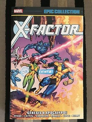 Marvel's X-Factor in 'Genesis and Apocalypse' Epic Collection