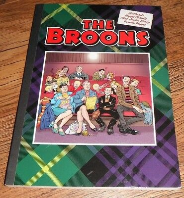 The Boons 2017 Paperback Book Great Condition