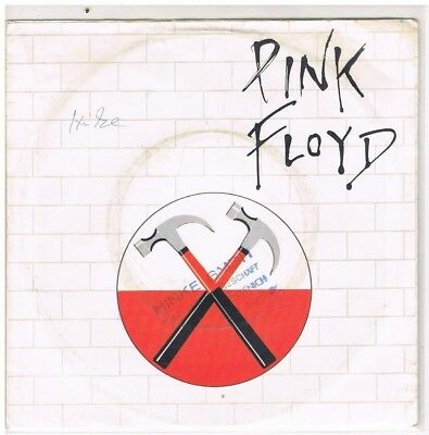 "7"" - PINK FLOYD - RUN LIKE HELL - german PS"