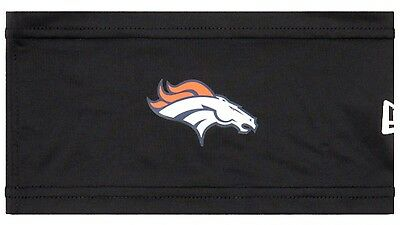 New Era - Herren NFL Denver Broncos On-Field Training Skull Stirnband - Schwarz