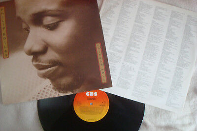 Philip Bailey - Chinese Wall - Lp - Ois Text