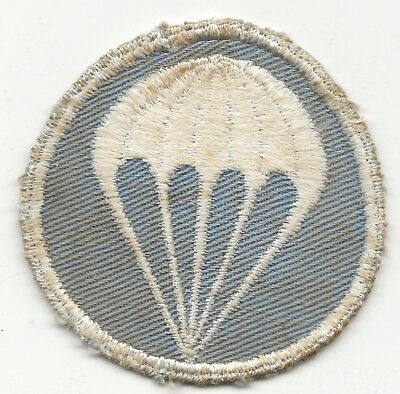 Oversize US Army Parachute Infantry Over Seas Hat Device Page 206 Kellers Book