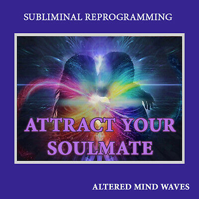 Attract Your Soulmate Subliminal Reprogramming - Subliminal Hypnosis CD