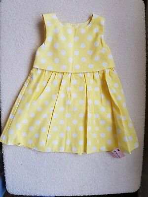 mothercare toddler girls summer dress BNWT aged 18-24 months 2-3 years