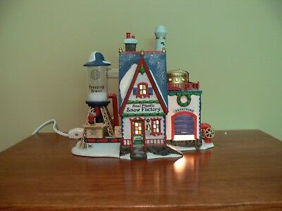 department 56 north pole series