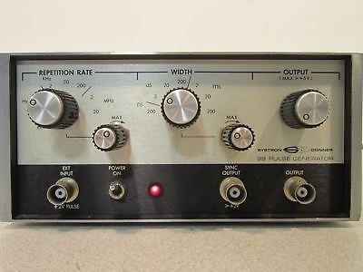 Systron Donner 99 Pulse Generator