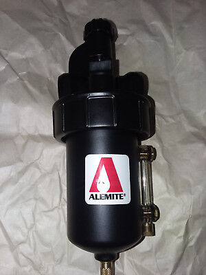 Alemite 5904-2 Air Line Lubricator 1/4""