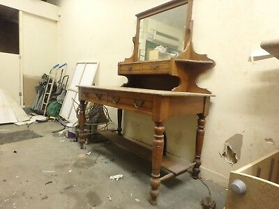 Antique Dressing Table, we think Art & Crafts period .. suit Antiques specialist