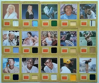 2012 Panini Golden Age Lot of 15 Museum Age Mansfield McCormick Pickford