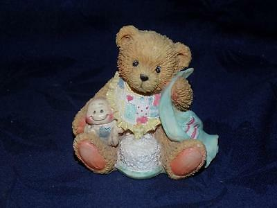 Cherished Teddies Age 1 #911348-BEARY SPECIAL ONE   1992