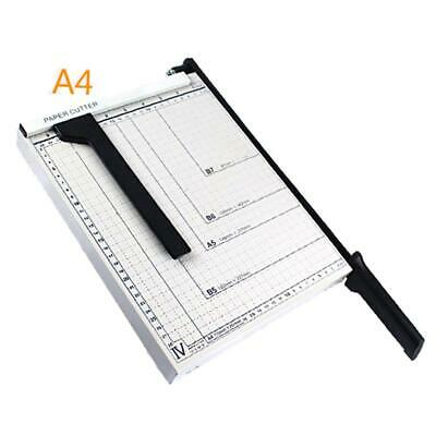 12 Sheet Professional Guillotine Paper Cutter A4 Paper Trimmer