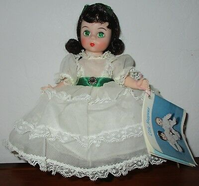 """Madame Alexander 8"""" Doll Scarlett Gone With The Wind"""