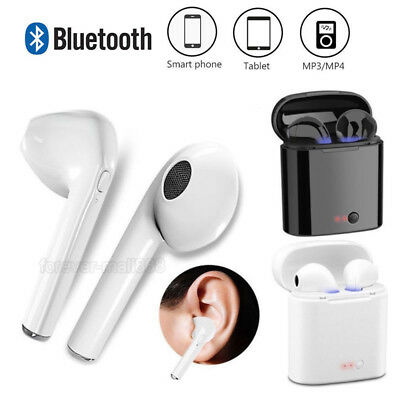 i7S TWS Auriculares Bluetooth Inalambricos cascos For iPhone 6s 7 8 plus XS Max